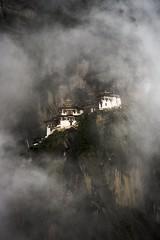 Tiger's Nest (ruchiro) Tags: bhutan monastery himalayas tigersnest lptowers