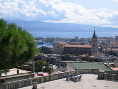 IMG_6786 (sonic4sonic) Tags: travel sea italy south sicily taormina calabria sicilia messina messinastrait villasgiovanni