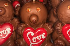 Chocolate + Valentines = Love