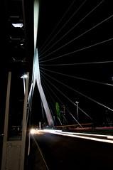 Erasmusbridge, Rotterdam (Martijn A.C. Snels) Tags: rotterdam erasmus brigde