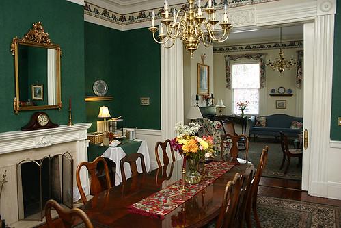 Charleston, SC - Ashley Inn Bed & Breakfast