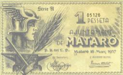Spanish Civil War note