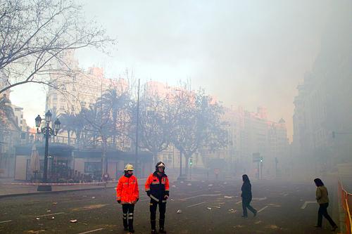 bomberos-Valencia