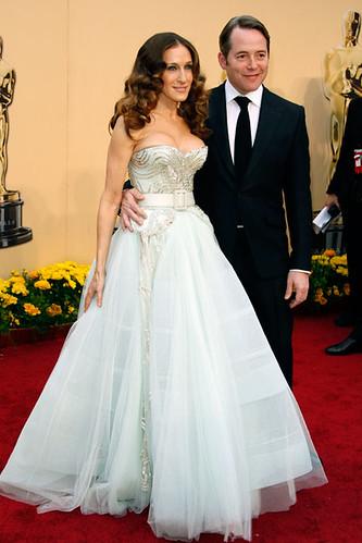 Premios Oscar Sarah Jessica Parker y Matthew Broderick