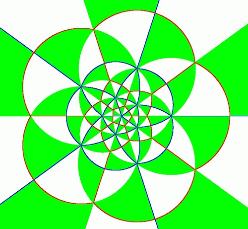 Dodecaheral tiling of the complex plane