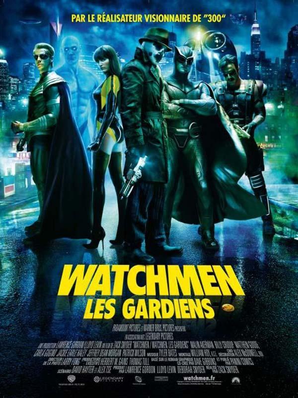 critique du film watchmen les gardiens