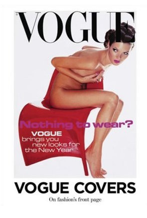 vogue cover book