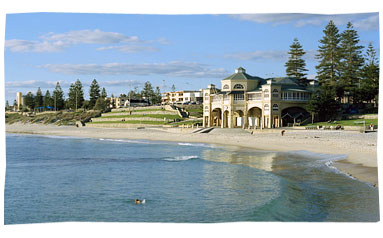 WA Cottesloe Beach, by Tourism Australia