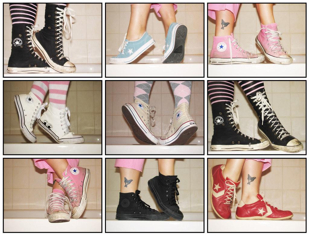 d2367753fa75c5 Day 005   365 (Giusi-gurL) Tags  cute feet socks point shoes
