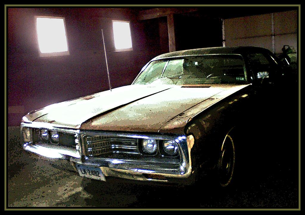 Chrysler New Yorker 72' (Jason) 440 V8