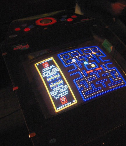 Pac-Man Table!!