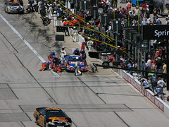 NASCAR 0409 115 (blakethomas) Tags: camping friends party cup spring texas racing nascar tailgate series ftworth nationwide tms texasmotorspeedway g9