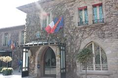 Hôtel de la cité (philippe.ducloux) Tags: cité lacité carcassonnelacité carcassonne languedocroussillon aude france canon 450d canon450d tourisme eos