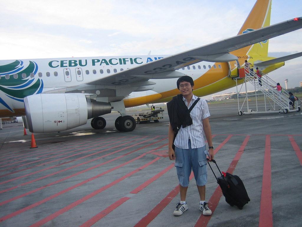Cebu Pacific MLA-CDO