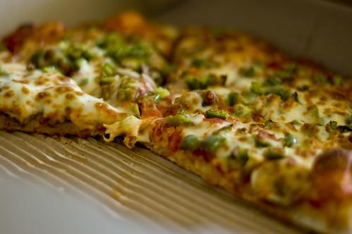 87:365 Pizza night