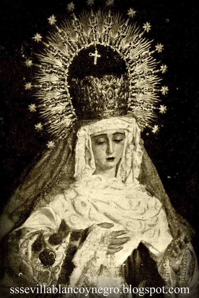 Nuestra Señora del Rosario en sus Misterios Dolorosos, 195..