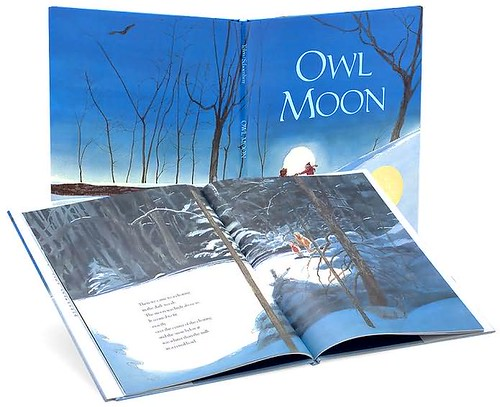 Top 100 Picture Books #30: Owl Moon by Jane Yolen