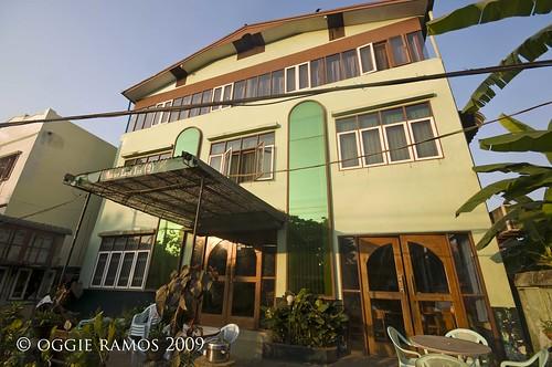 motherland inn 2 facade