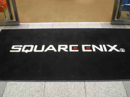 Felpudo de Square-Enix