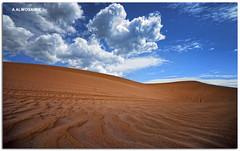 Desert  (A.Alwosaibie) Tags: sky photo sand nikon shot desert ksa d60 sigma1020mm  alhasa              rubyphotographer aalwosaibie