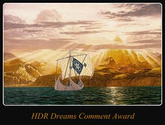 HDR Dreams Comment Award