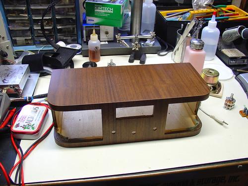 Building A Wifi Radio Part 10 Building The Box Mightyohm