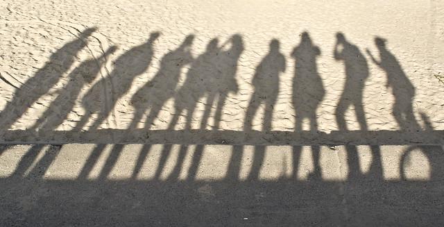 The Group by Grzegorz Łobiński