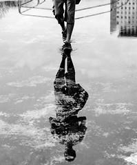 Mirror Mirror (ARebbs) Tags: toronto reflection water nikon d300