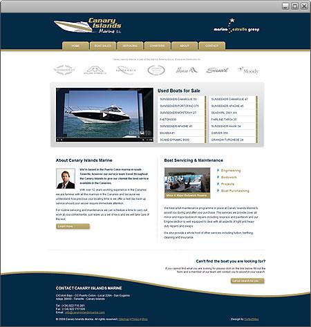 Canary Islands Marine