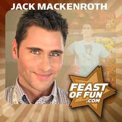 Jack Mackenroth on the Feast of Fun podcast