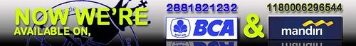 rajasulap.com support bank bca and mandiri