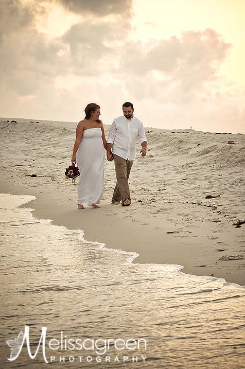 Wedding Photography Prices Pensacola Fl: Melissa Green Photography Modern Wedding Photography Along
