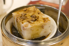 Steamed Daikon Cake