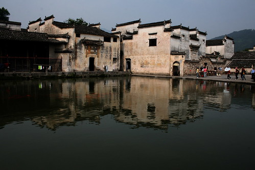 Hongcun Reflection (by niklausberger)