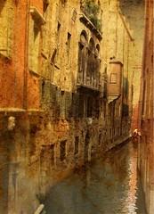 JSS in Venice (Visualtricks) Tags: venice orange man water la afternoon textures impression sargent fa gondolier differenza ♥♥ lamicizia memoriesbook ♫♪♫ beautiful♫♪♫ ilovesargent