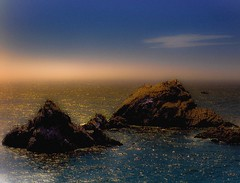 Out To Sea (DaraDPhotography) Tags: ocean blue sea nature landscape sundown abigfave bestcaptureaoi musicsbest sailsevenseasmaster trolledproud