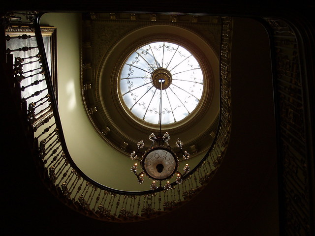 Robert Adam Staircase. Apsley House