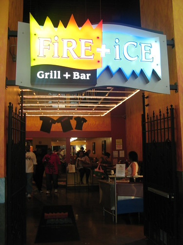 Fire & Ice, Palisades Center Mall, Nyack NY by you.