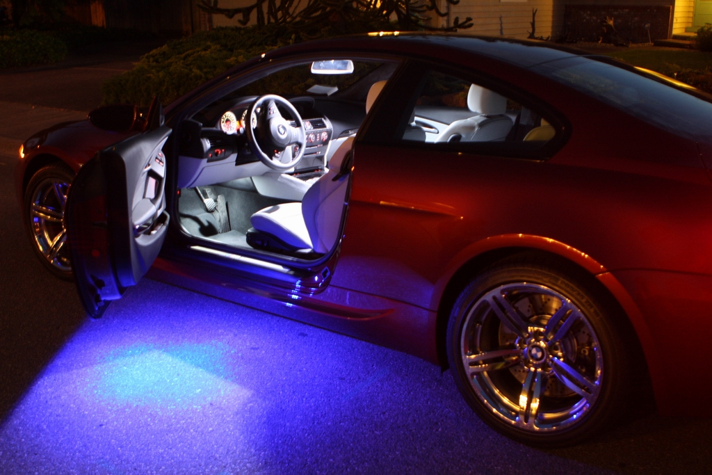 M6 Interior lights LED upgrade - BMW M5 Forum and M6 Forums