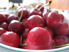 Hungarian cherries