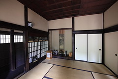 Japanese traditional style public office / ( ) (TANAKA Juuyoh ()) Tags: old house architecture japanese design high ancient interior room traditional style hires tatami resolution  5d hi calligraphy sliding residence res partition  markii  kakejiku