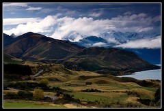 Two Seasons in One Shot (Chris Gin) Tags: new zealand nz otago wanaka cromwell