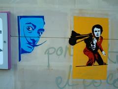 Stencils (my name is sammm) Tags: street stencils art graffiti spray hiphop rap plantillas