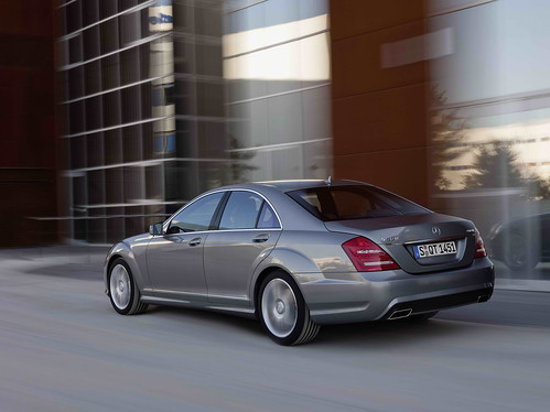 S 500 4matic mit AMG Sportpaket