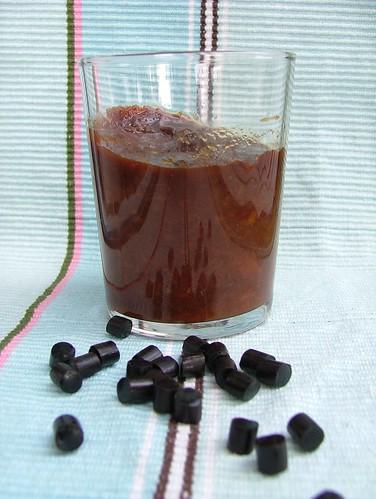 confettura di albicocche alla liquirizia 1
