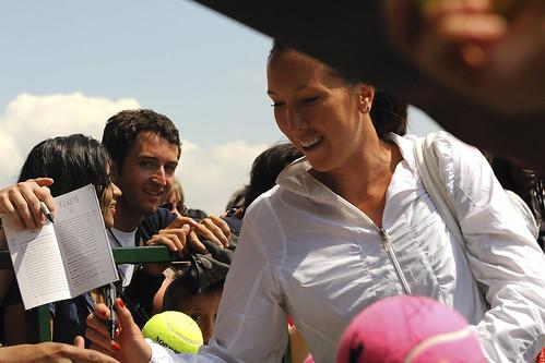 Jelena Jankovic – Wimbledon 2009