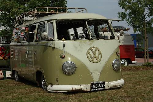 Vw Transporter Kombi. YAS-649 Volkswagen Transporter