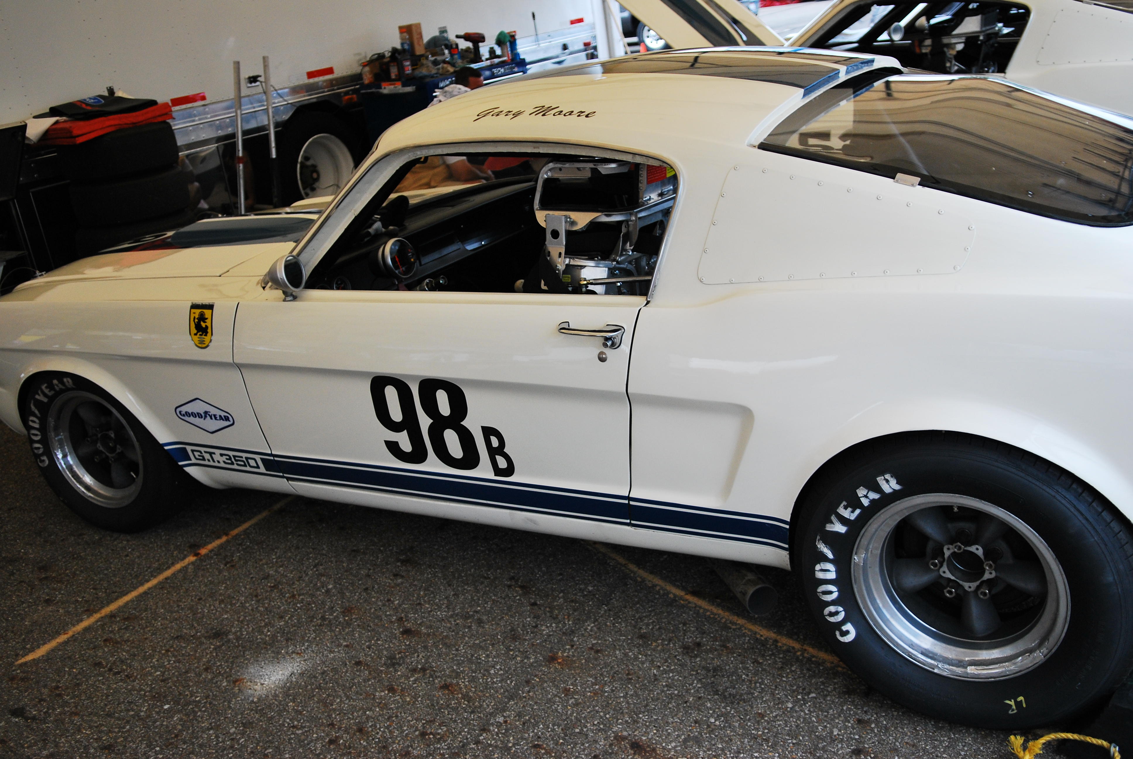 This wallpaper of racing car