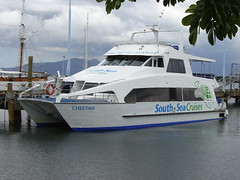 Shuttle to Matamanoa Island