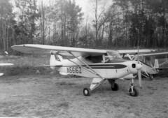 Piper : PA-22 : Colt, Tripacer (San Diego Air & Space Museum Archives) Tags: aviation aeronautics sdasm